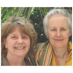Sarah Wass and Sue Atkins